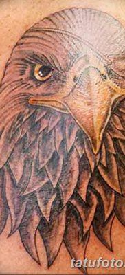 фото тату беркут от 10.12.2017 №045 – golden eagle tattoos – tatufoto.com