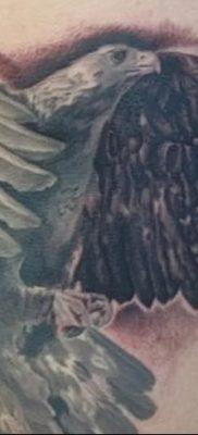 фото тату беркут от 10.12.2017 №053 – golden eagle tattoos – tatufoto.com