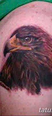 фото тату беркут от 10.12.2017 №067 – golden eagle tattoos – tatufoto.com