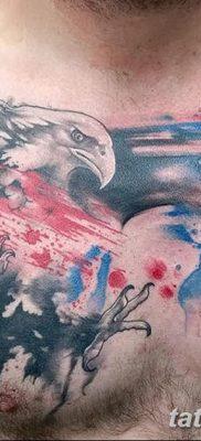 фото тату беркут от 10.12.2017 №072 – golden eagle tattoos – tatufoto.com