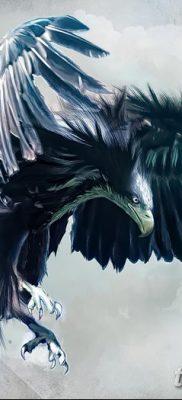 фото тату беркут от 10.12.2017 №082 – golden eagle tattoos – tatufoto.com 2356236234