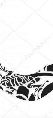 фото тату бумеранг от 10.12.2017 №037 – boomerang tattoo – tatufoto.com