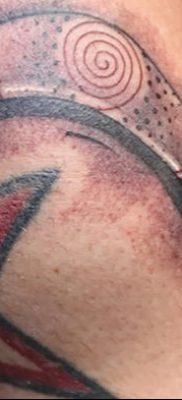 фото тату бумеранг от 10.12.2017 №043 – boomerang tattoo – tatufoto.com