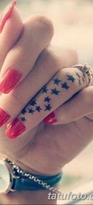 фото тату звездочки на руке от 21.12.2017 №002 – tattoo stars on hand – tatufoto.com
