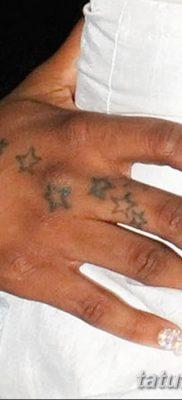 фото тату звездочки на руке от 21.12.2017 №030 – tattoo stars on hand – tatufoto.com