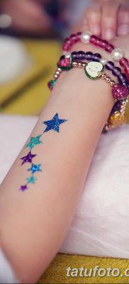 фото тату звездочки на руке от 21.12.2017 №036 – tattoo stars on hand – tatufoto.com
