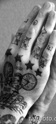 фото тату звездочки на руке от 21.12.2017 №060 – tattoo stars on hand – tatufoto.com