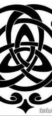 фото тату кельтика от 19.12.2017 №002 – tattoo of the Celtic – tatufoto.com