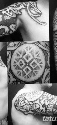 фото тату кельтика от 19.12.2017 №007 – tattoo of the Celtic – tatufoto.com