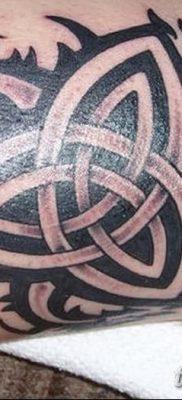 фото тату кельтика от 19.12.2017 №011 – tattoo of the Celtic – tatufoto.com
