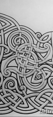 фото тату кельтика от 19.12.2017 №013 – tattoo of the Celtic – tatufoto.com