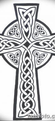 фото тату кельтика от 19.12.2017 №019 – tattoo of the Celtic – tatufoto.com