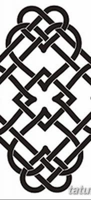 фото тату кельтика от 19.12.2017 №038 – tattoo of the Celtic – tatufoto.com