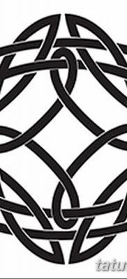фото тату кельтика от 19.12.2017 №039 – tattoo of the Celtic – tatufoto.com