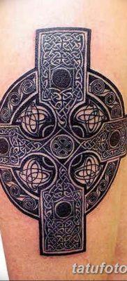 фото тату кельтика от 19.12.2017 №043 – tattoo of the Celtic – tatufoto.com