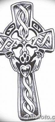 фото тату кельтика от 19.12.2017 №052 – tattoo of the Celtic – tatufoto.com