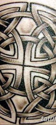 фото тату кельтика от 19.12.2017 №053 – tattoo of the Celtic – tatufoto.com