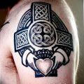 фото тату кельтика от 19.12.2017 №054 - tattoo of the Celtic - tatufoto.com