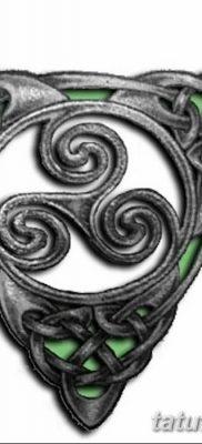 фото тату кельтика от 19.12.2017 №064 – tattoo of the Celtic – tatufoto.com