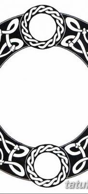 фото тату кельтика от 19.12.2017 №071 – tattoo of the Celtic – tatufoto.com