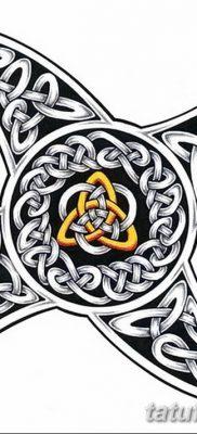 фото тату кельтика от 19.12.2017 №072 – tattoo of the Celtic – tatufoto.com