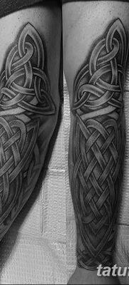 фото тату кельтика от 19.12.2017 №074 – tattoo of the Celtic – tatufoto.com