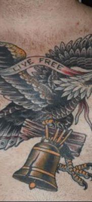 фото тату колокол от 19.12.2017 №017 – tattoo bell – tatufoto.com