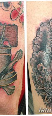 фото тату колокол от 19.12.2017 №050 – tattoo bell – tatufoto.com