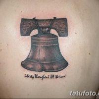 Значение тату колокол