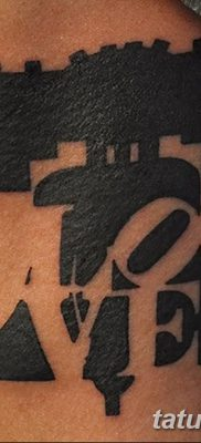 фото тату колокол от 19.12.2017 №063 – tattoo bell – tatufoto.com