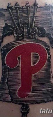 фото тату колокол от 19.12.2017 №066 – tattoo bell – tatufoto.com