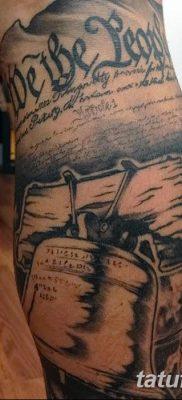 фото тату колокол от 19.12.2017 №068 – tattoo bell – tatufoto.com