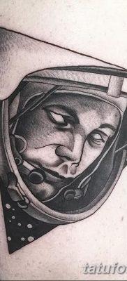 фото тату космонавт от 25.12.2017 №045 – cosmonaut tattoo – tatufoto.com