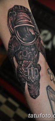 фото тату космонавт от 25.12.2017 №114 – cosmonaut tattoo – tatufoto.com
