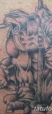 фото тату ниндзя от 25.12.2017 №006 – tattoo ninja – tatufoto.com