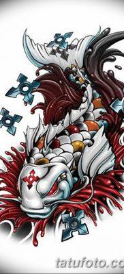 фото тату ниндзя от 25.12.2017 №008 – tattoo ninja – tatufoto.com