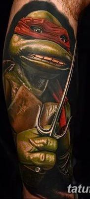 фото тату ниндзя от 25.12.2017 №012 – tattoo ninja – tatufoto.com