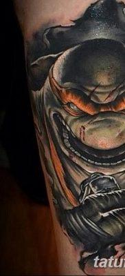 фото тату ниндзя от 25.12.2017 №014 – tattoo ninja – tatufoto.com