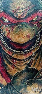 фото тату ниндзя от 25.12.2017 №015 – tattoo ninja – tatufoto.com