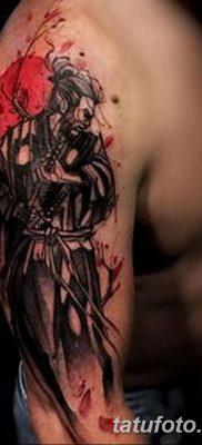 фото тату ниндзя от 25.12.2017 №017 – tattoo ninja – tatufoto.com