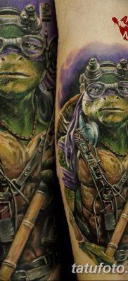 фото тату ниндзя от 25.12.2017 №018 – tattoo ninja – tatufoto.com