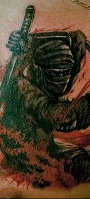 фото тату ниндзя от 25.12.2017 №019 – tattoo ninja – tatufoto.com