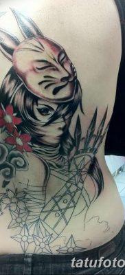 фото тату ниндзя от 25.12.2017 №024 – tattoo ninja – tatufoto.com