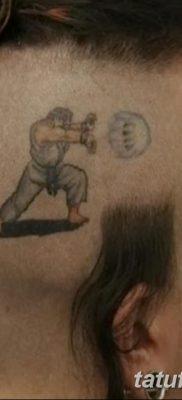 фото тату ниндзя от 25.12.2017 №026 – tattoo ninja – tatufoto.com