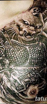 фото тату ниндзя от 25.12.2017 №032 – tattoo ninja – tatufoto.com