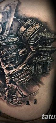фото тату ниндзя от 25.12.2017 №034 – tattoo ninja – tatufoto.com