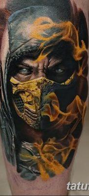 фото тату ниндзя от 25.12.2017 №037 – tattoo ninja – tatufoto.com