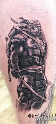фото тату ниндзя от 25.12.2017 №039 – tattoo ninja – tatufoto.com