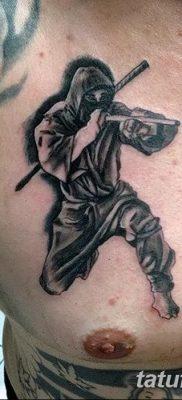 фото тату ниндзя от 25.12.2017 №044 – tattoo ninja – tatufoto.com