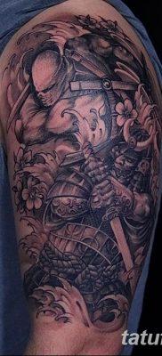 фото тату ниндзя от 25.12.2017 №050 – tattoo ninja – tatufoto.com